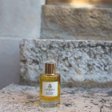 Huile de Parfum Iris Impérial