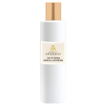 lait parfum neroli supreme WP