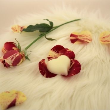 Parfum Solide Cœur
