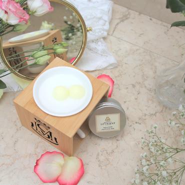 Brûle Parfum + Parfum Solide Guimauve