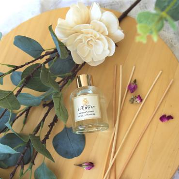 Parfum d'Intérieur Violette Vanille